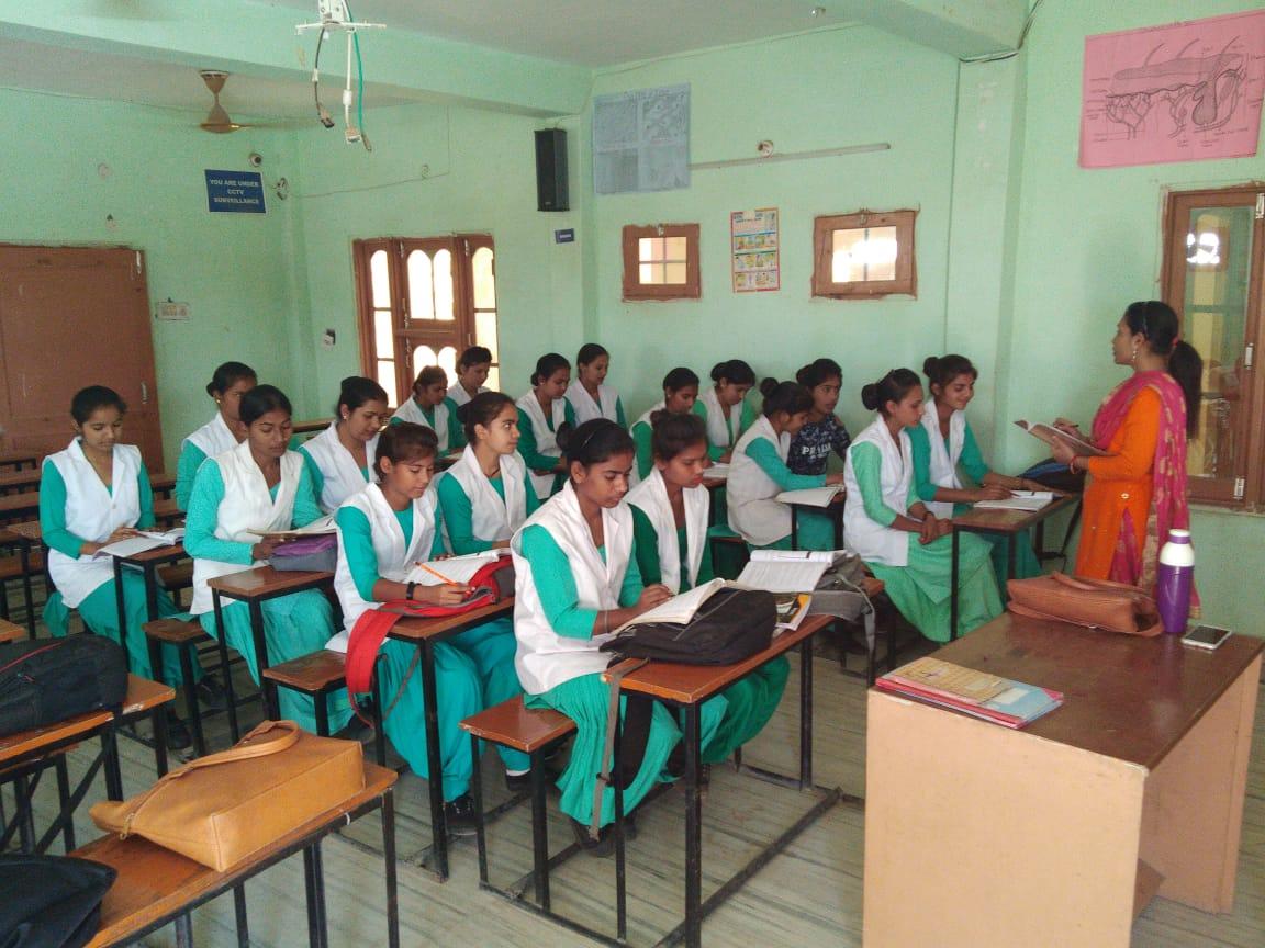 Home - Guru Sain Bhagat School of Nursing